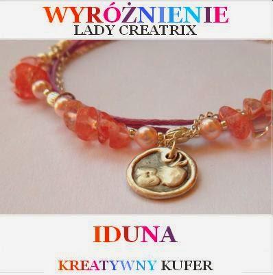 http://kreatywnykufer.blogspot.com/2014/07/wyniki-wyzwania-tematycznego-mityczne.html