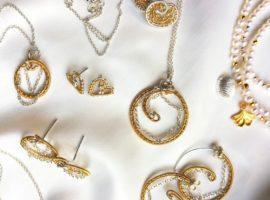 Lekkość bytu: złoto-srebro