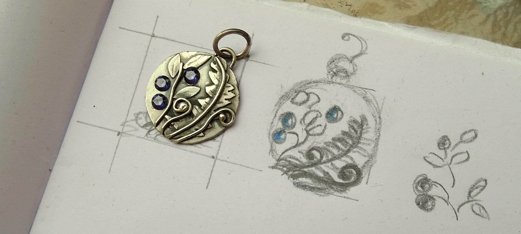 Biżuteryjki dla WOŚP 2021- projekty LadyCreatrix